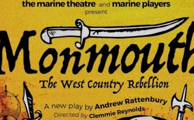 'Monmouth' Lyme Regis Community Play 2017