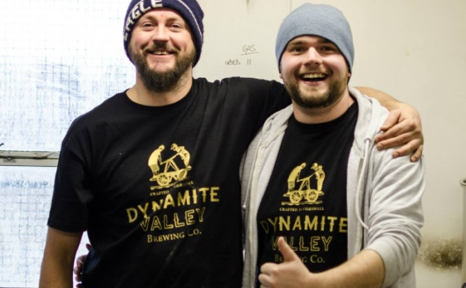 Dynamite Valley Brewing Co