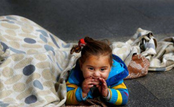 Help for Female Refugees with Children in France