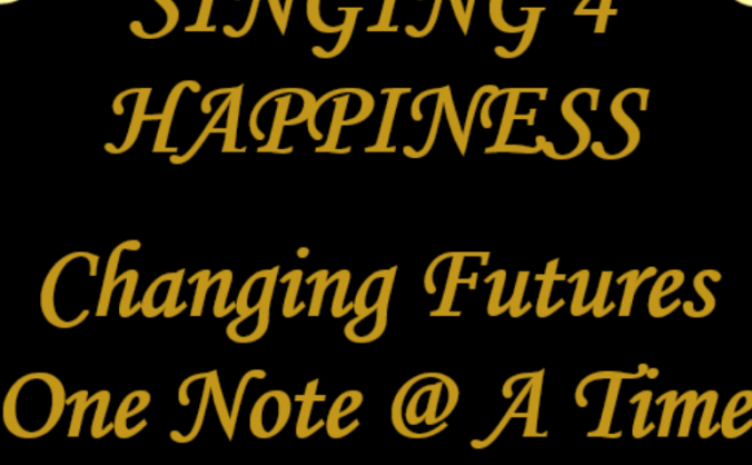 Singing 4 Happiness
