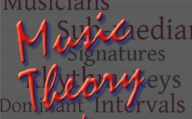 Music Theory for Folk Musicians