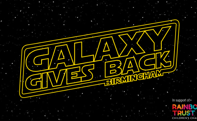 Galaxy Gives Back