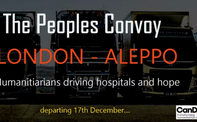 People's Convoy:  Children's Hospital for Aleppo