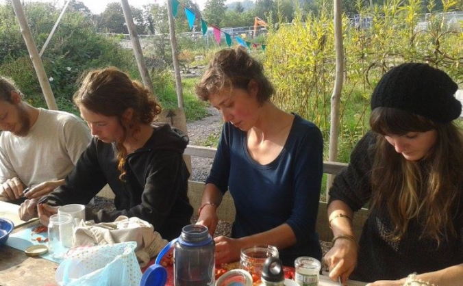 Herbalists Without Borders, Bristol