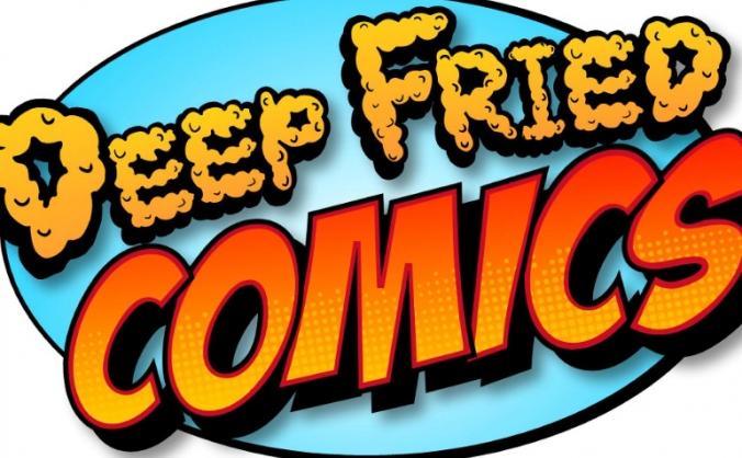 Deep Fried Comics