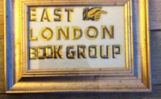 East London Book Group