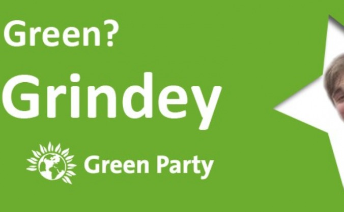 Help elect Fareham's first Green MP.