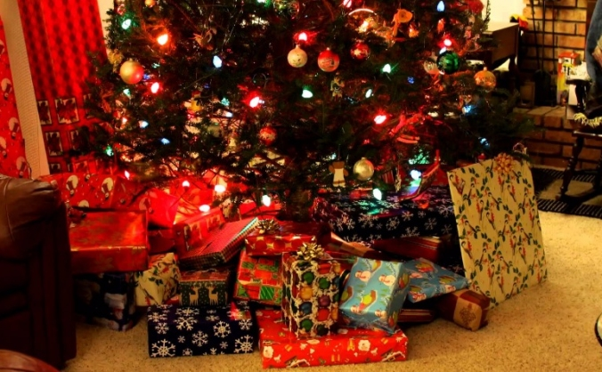 Christmas presents for children in need