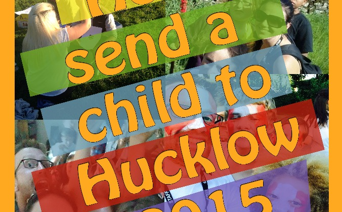 Help send a child to Hucklow 2015