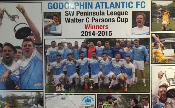 Godolphin Atlantic Football Club