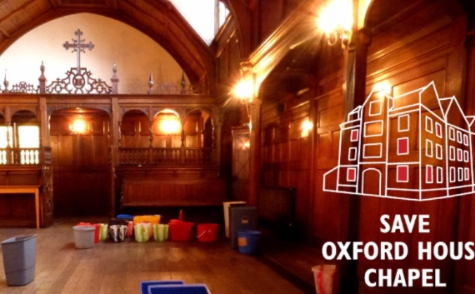 Save Oxford House's secret chapel