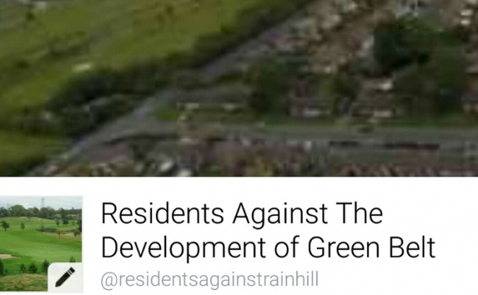 Residents Against The Development of Green Belt