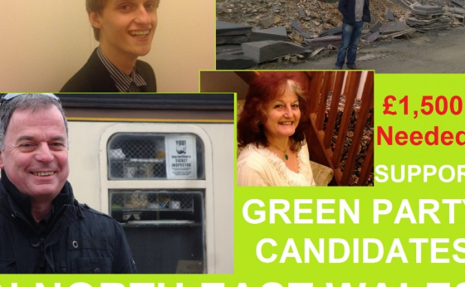 Green MPs for NE Wales