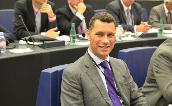 Elect Steven Woolfe MEP for Stockport