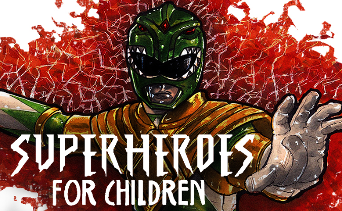 Superheroes for the children