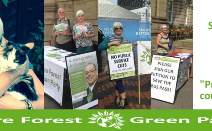 Help elect the first Green MP for Wyre Forest