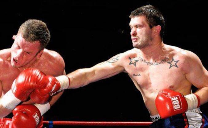 Team Paul Morris - Title Fighter