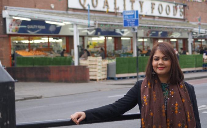 Kavya Kaushik for Ealing Southall