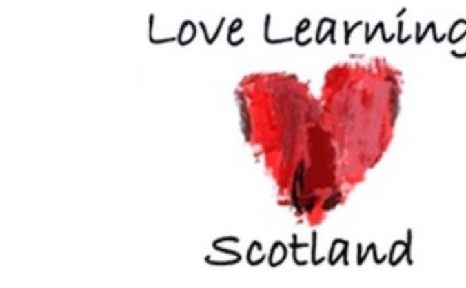 Love Learning in South Lanarkshire