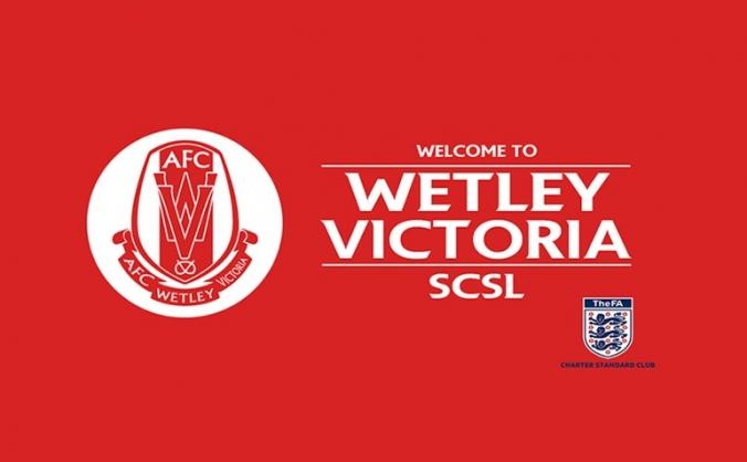 WETLEY VICTORIA SCSL TEAM TRACKSUIT FUND