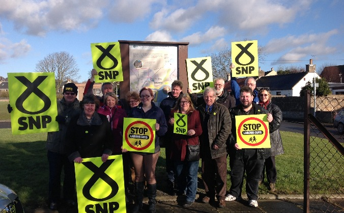 Dunfermline & West Fife SNP Financial Appeal