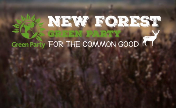 New Forest Greens - Election Campaign Funding