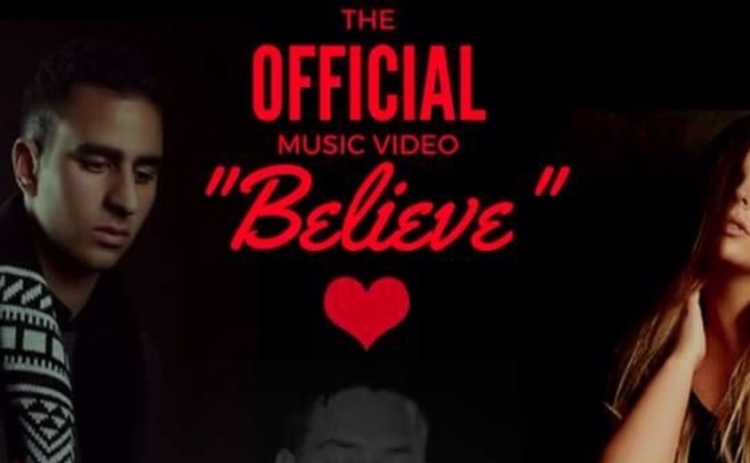Help me fund believe music video