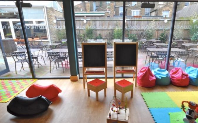 Kids Corner For Dance School