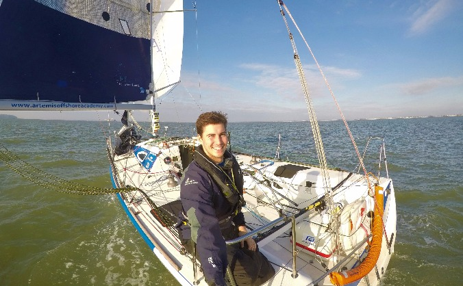 Hugh Brayshaw Racing - Offshore Solo Sailing
