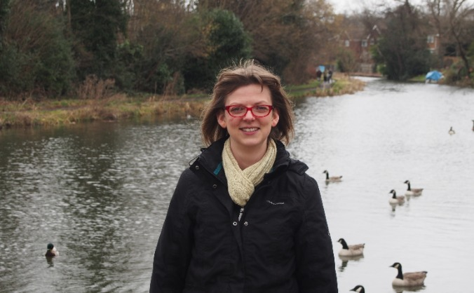 Kimberley Lawson for Surrey Heath (Green Party)