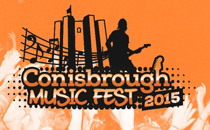 Conisbrough Music Fest 2015