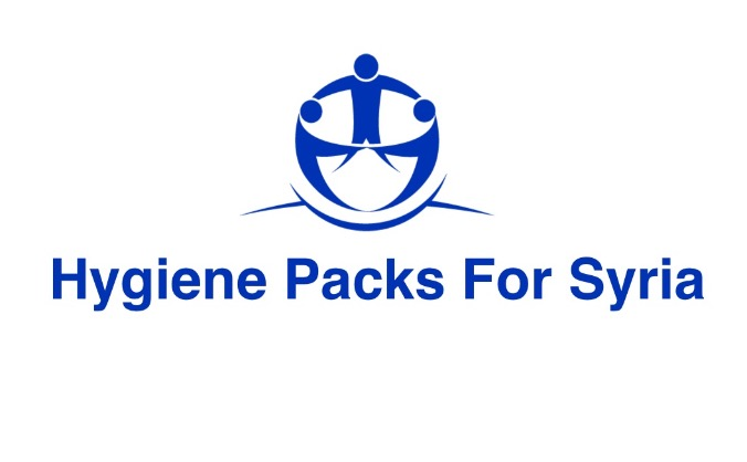 Hygiene packs for Syria