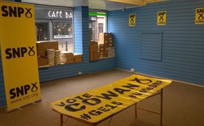 Inverclyde SNP Westminster Campaign