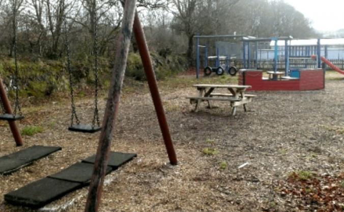Mary Tavy Kid's Play Area
