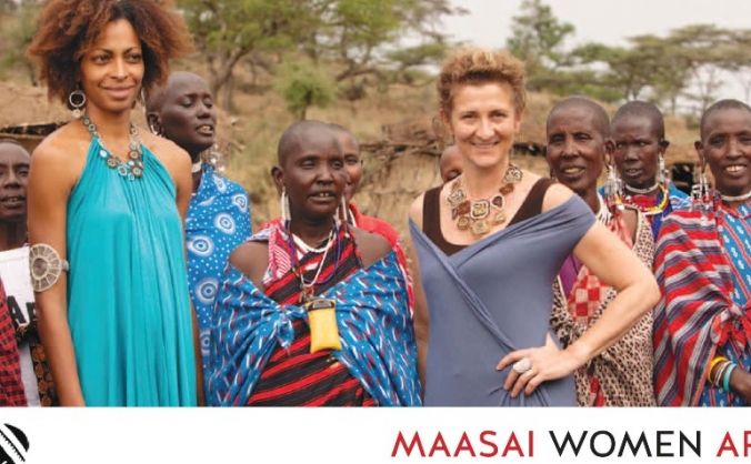 Maasai Women Art: Handmade Jewellery from Tanzania