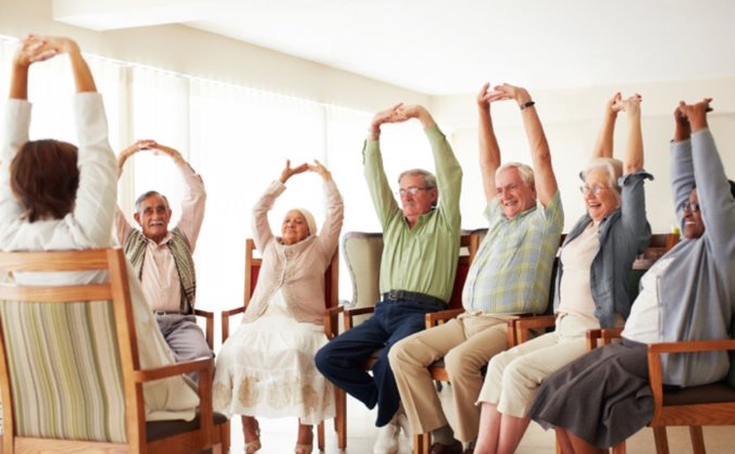 Tackling loneliness & inactivity in older adults