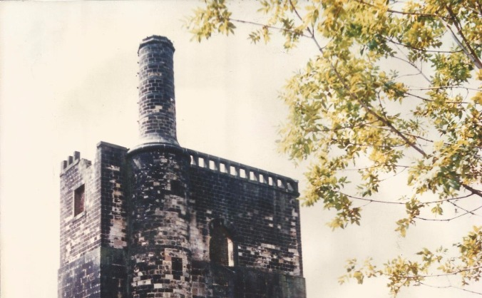 Lumbutts Mill Water Tower Restoration Project