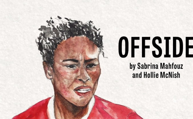 OFFSIDE (A play about women's football)