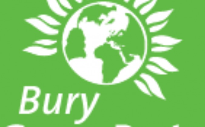 Bury Green Party 2015 election campaign