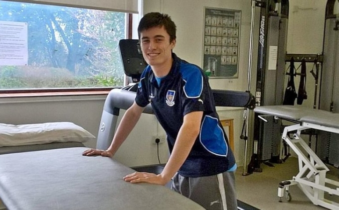 Help Ciarán Become a Physiotherapist