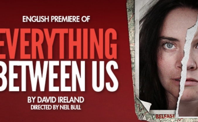 Everything Between Us by David Ireland