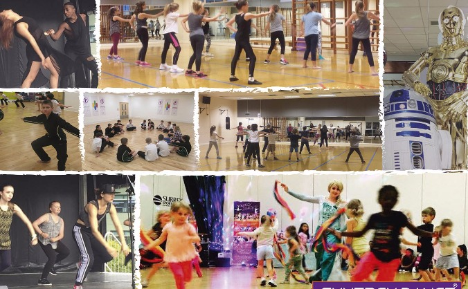 Synergy Dance- getting children & teens active