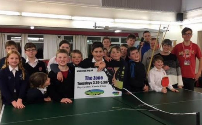 The Zone Youth Club Fund