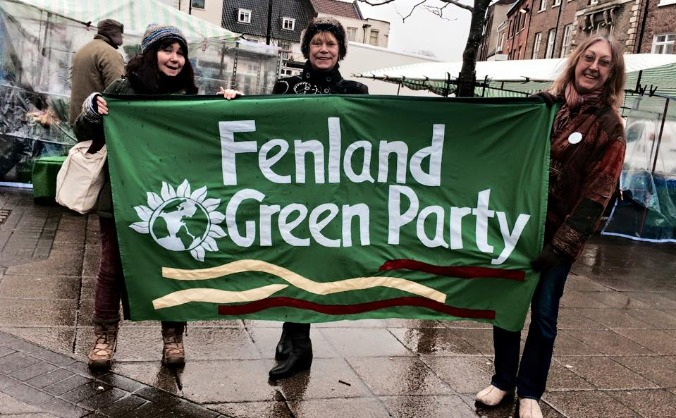 Fenland Green Party fundraiser