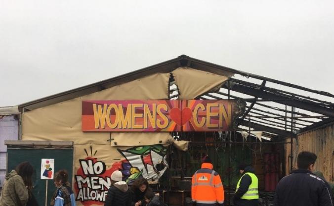 Help re-build Calais Resources for Refugees