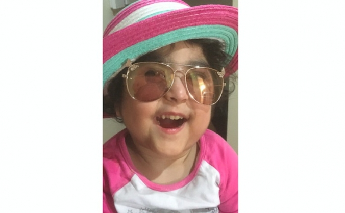 Help My Disabled Daughter Walk
