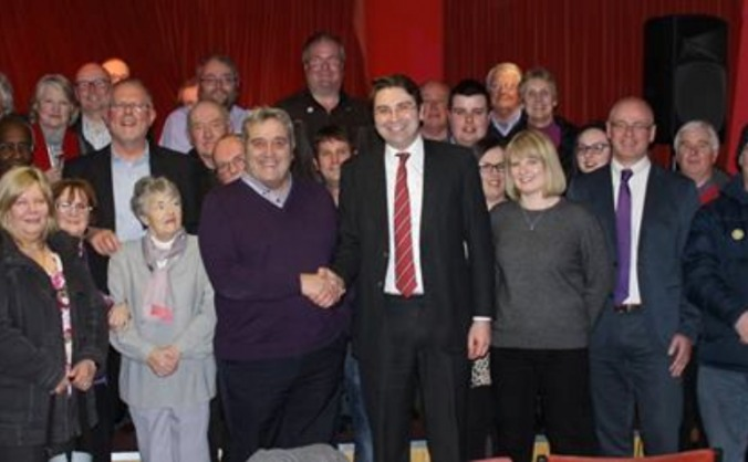 Help Kenny Young to become Midlothian's Labour MP