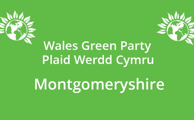 A GREEN PARTY MP for MONTGOMERYSHIRE