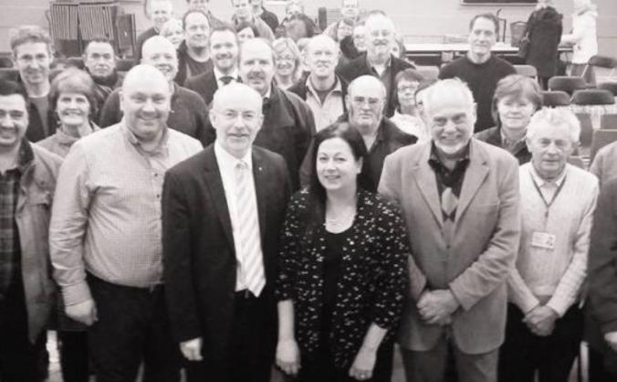 Kirsten Oswald SNP for East Renfrewshire