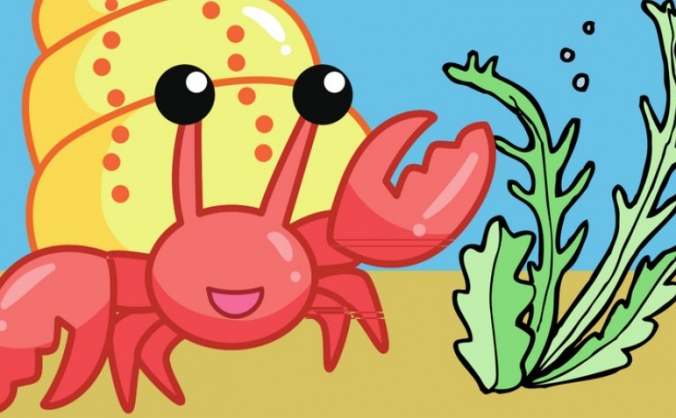 Crabby: Multi-sensory theatre for the Early Years